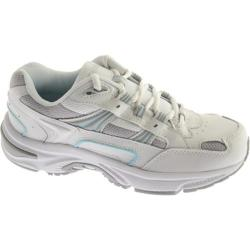 Women's Vionic with Orthaheel Technology Walker White/Blue
