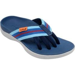 Women's Wellrox Casey Blue/Light Blue Fabric