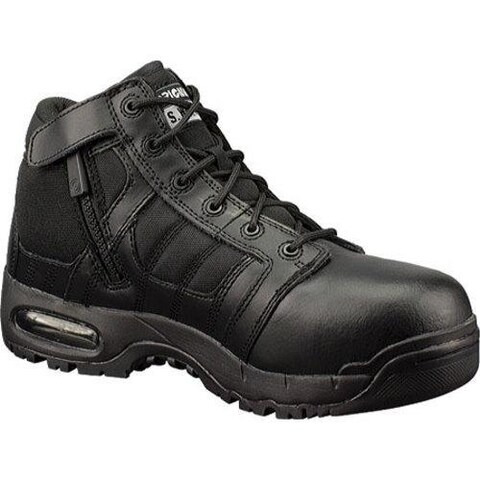 Men's Original S.W.A.T. Air 5in Comp Side-Zip Wide Black