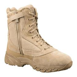Men's Original S.W.A.T. Chase 9in Tactical Side-Zip Wide Tan