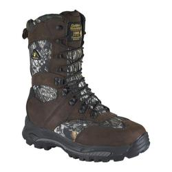 Men's Golden Retriever Footwear 4763 Brown Nubuck/Mossy Oak Break-Up®