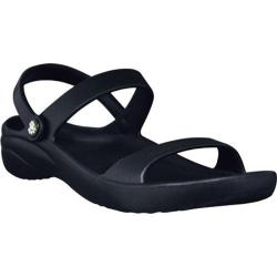 Women's Dawgs 3 Strap Sandal Navy
