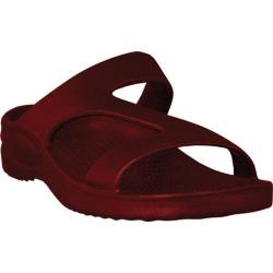 Women's Dawgs Original Z Sandal Burgundy