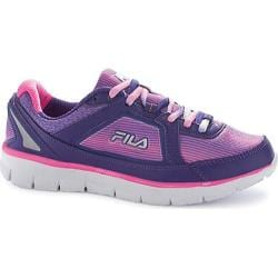 Women's Fila Finest Hour Neoprene Deep Blue/Sugar Plum/Metallic Silver