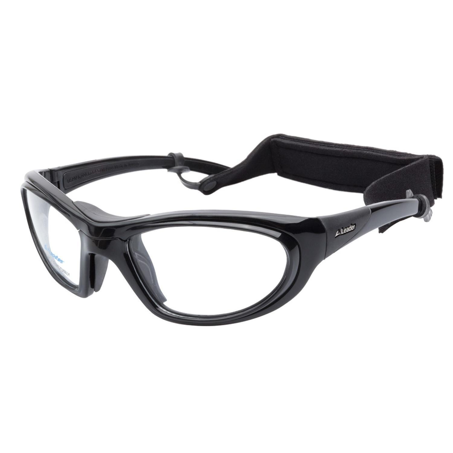 cfe39f78f0 Shop Rx T-Zone XL Sports Goggles Black Prescription Eyeglasses - Free  Shipping Today - Overstock.com - 9350096