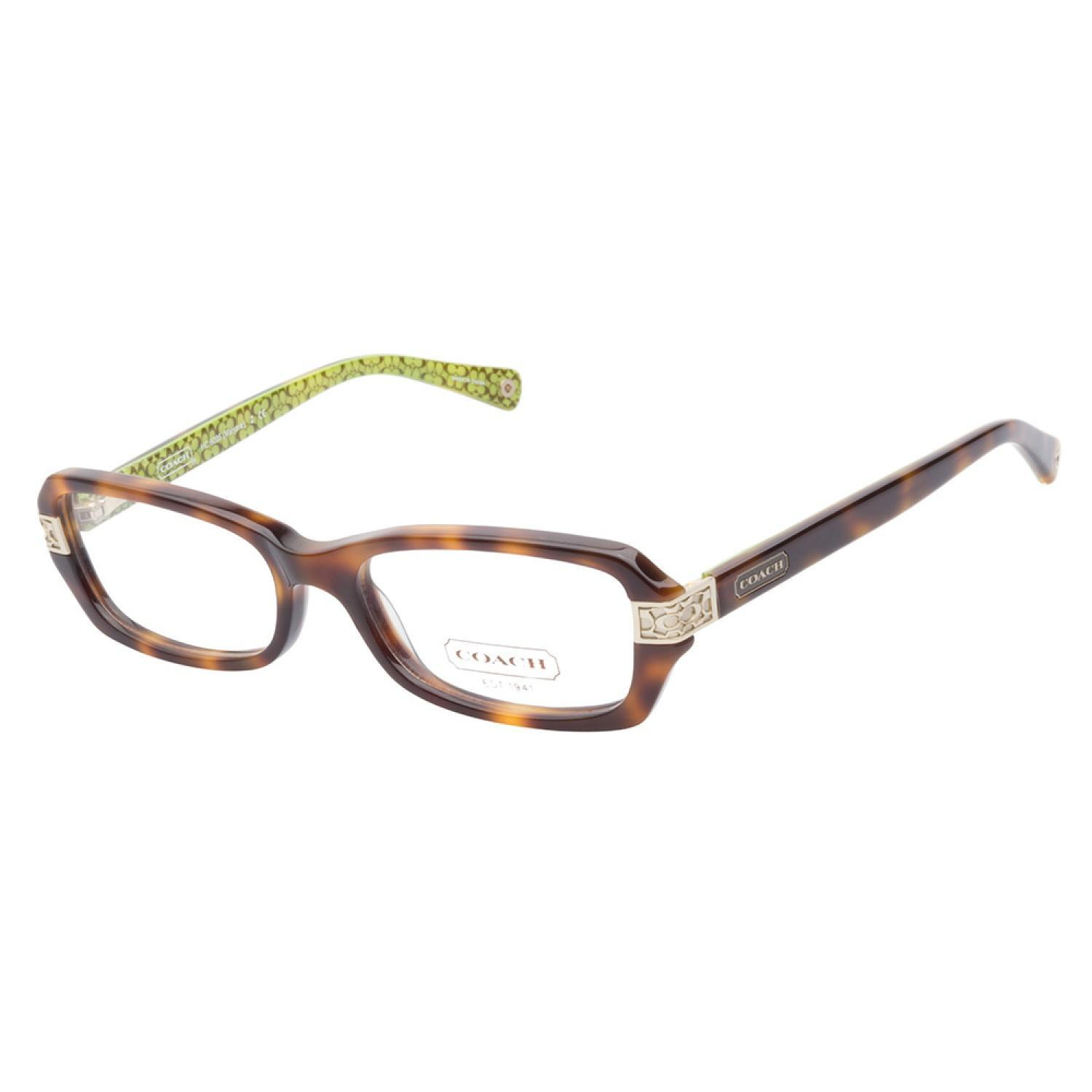 2d949d7ea6b Shop Coach 6005A Marjorie 5031 Tortoise Prescription Eyeglasses - Free  Shipping Today - Overstock.com - 9350130