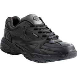 Women's Dickies Rival Black Leather
