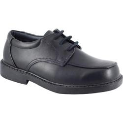 Boys' Josmo 8427 Black Leather
