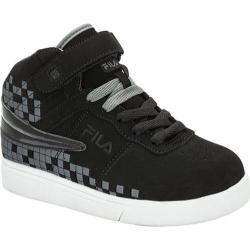 Children's Fila Vulc 13 Digital Fade Black/Castlerock/White
