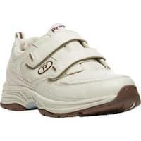 Men's Propet Warner Strap Sport White