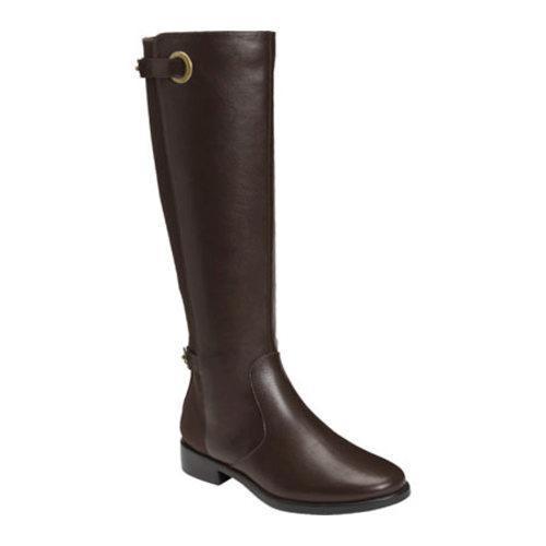 Womens Boots Aerosoles One Wish Brown