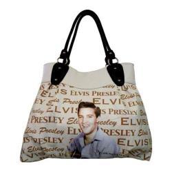 Women's Elvis Presley Signature Product Elvis Presley Handbag EL7812 Multicolored