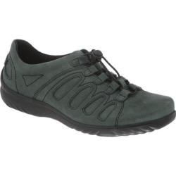 Women's Klogs Napoli Blue Spruce Leather