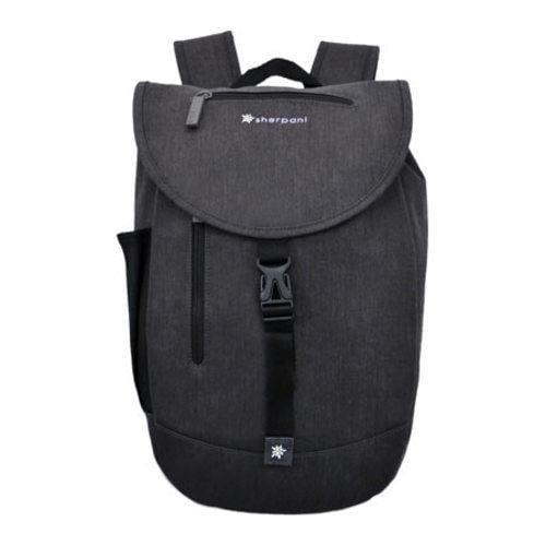 9b1d5ead8 Shop Women's Sherpani Oli Backpack Heathered Black - Free Shipping Today -  Overstock - 9398331