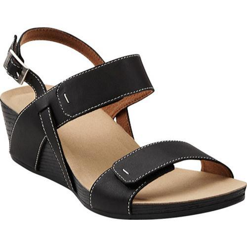 f5836745e0d Shop Women s Clarks Alto Disco Black Leather - Free Shipping On Orders Over   45 - Overstock - 9271386