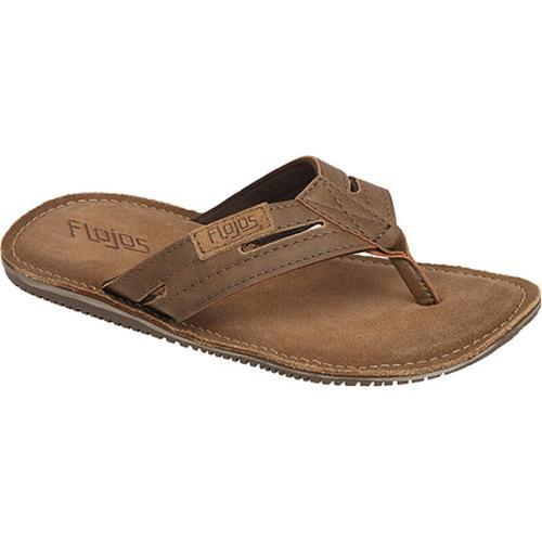 Men's Flojos Alonzo Cognac - Free Shipping On Orders Over $45 -  Overstock.com - 16607197