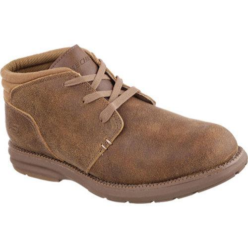 10e5eab2b1eb Shop Men's Skechers Relaxed Fit Volte Herick Natural - Free Shipping Today  - Overstock - 9428886