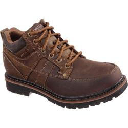 Men's Skechers Relaxed Fit Marcelo Topel Brown