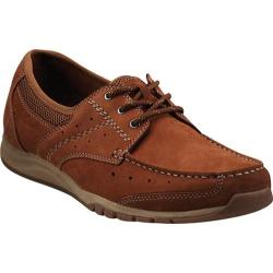 Men's Clarks Armada English Tan Nubuck