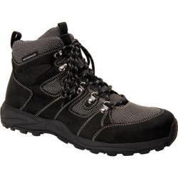 Men's Drew Trek Black Nubuck