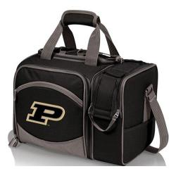 Picnic Time Malibu Purdue Boilermakers Embroidered Black