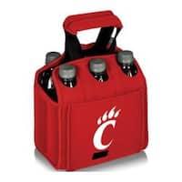 Picnic Time Six Pack Cincinnati Bearcats Red