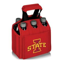 Picnic Time Six Pack Iowa State Cyclones Red