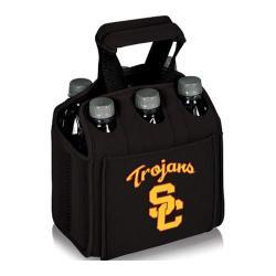 Picnic Time Six Pack USC Trojans Black