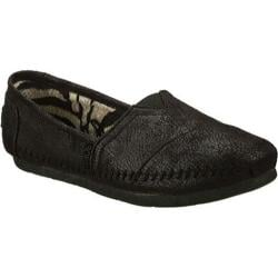 Women's Skechers Luxe BOBS Rain Dance Black