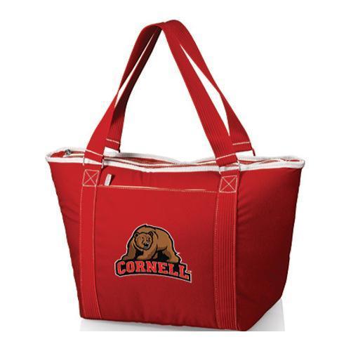 Picnic Time Topanga Cornell University Bears Print Red