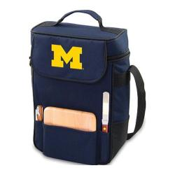 Picnic Time Duet Michigan Wolverines Embroidered Navy