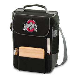 Picnic Time Duet Ohio State Buckeyes Embroidered Black/Grey