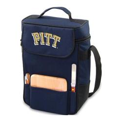 Picnic Time Duet Pittsburgh Panthers Embroidered Navy