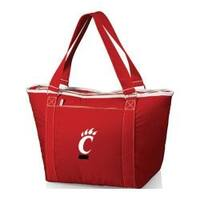 Picnic Time Topanga Cincinnati Bearcats Print Red