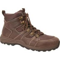 Men's Drew Trek Dark Brown Leather