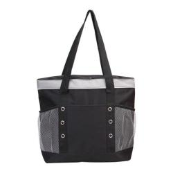 Goodhope P7270 Nautical Cooler Tote Black
