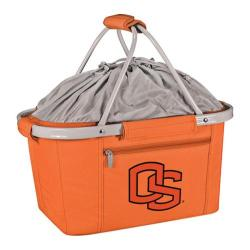 Picnic Time Metro Basket Oregon State Beavers Embroidered Orange
