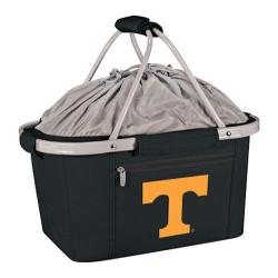 Picnic Time Metro Basket Tennessee Volunters Print Black
