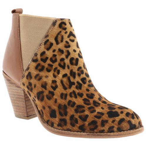 Women's Charles by Charles David Vaxio Leopard/Natural Hair Calf Leather