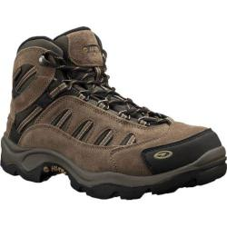 Men's Hi-Tec Bandera Mid Waterproof Bone/Brown/Mustard