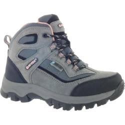 Children's Hi-Tec Hillside Waterproof Junior Charcoal/Blush (More options available)