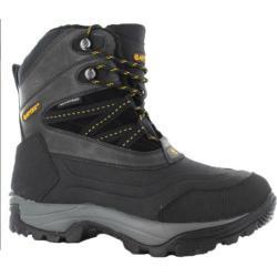 Men's Hi-Tec Snow Peak 200 Waterproof Black/Gold