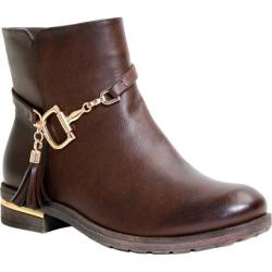 Women's Reneeze Kay-01 Dark Brown