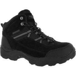 Men's Hi-Tec Bandera Pro Mid Steel Toe Black