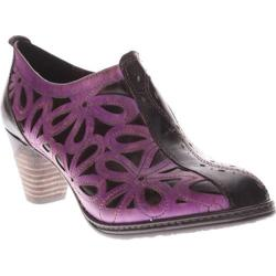 Women's L'Artiste by Spring Step Arabella Purple Leather
