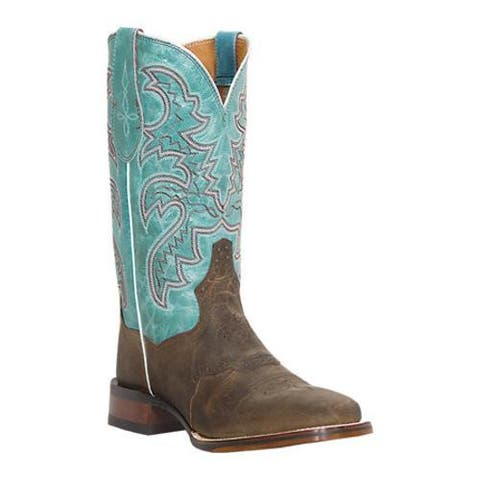 Women's Dan Post Boots Cowgirl Certified 11in San Michelle DP2863 Tan Mad Cat
