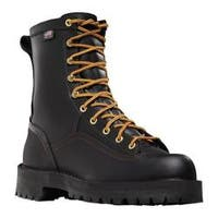 Women's Danner Rain Forest Black Leather