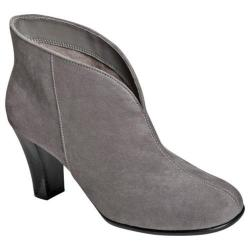 A2 by Aerosoles Women's Gold Role Booties Grey