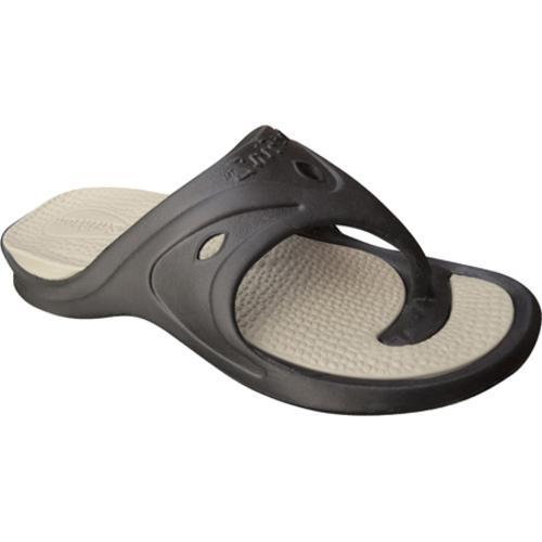 Shop Womens Nothinz Flip Flop Blacktan - On Sale - Free Shipping On Orders Over 45 -3679