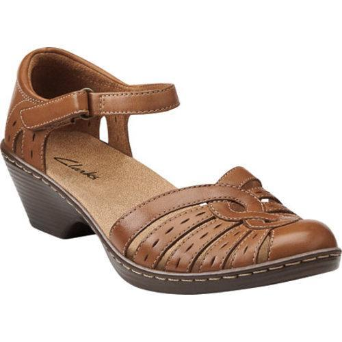 500088bc4b99 ... Women s Shoes     Women s Sandals. Women  x27 s Clarks Wendy River Tan  Leather